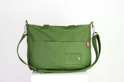 Light Military Green Bag