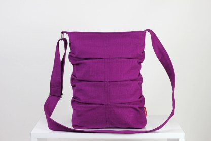 Purple novelty bag