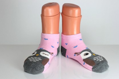 Owl Wink Socks