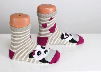Panda Love Socks