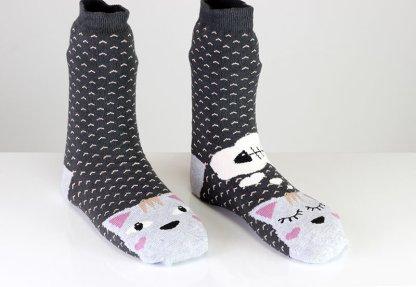 Cat Fish Socks