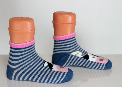 Cow Happy Funny Socks