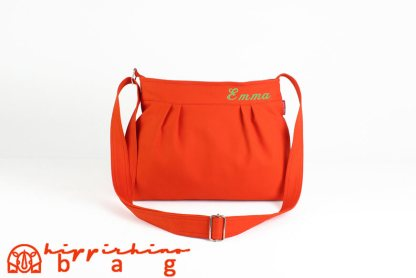 Embroidered Bag Monogram