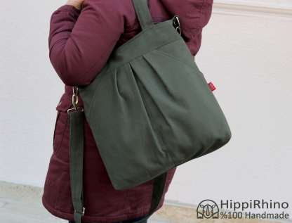 Women Canvas Tote Bag