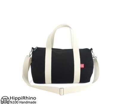 Black Sport Bag Duffel