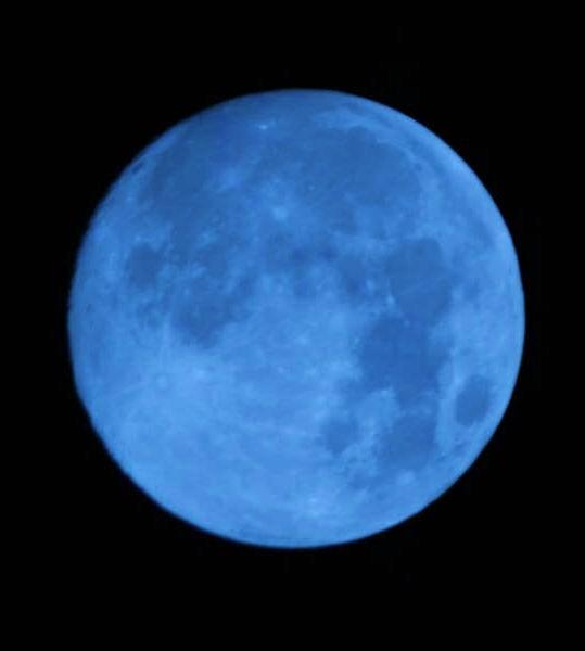 難得一見 今年7月將出現【藍月亮】 | 河馬杯杯的知識寶庫