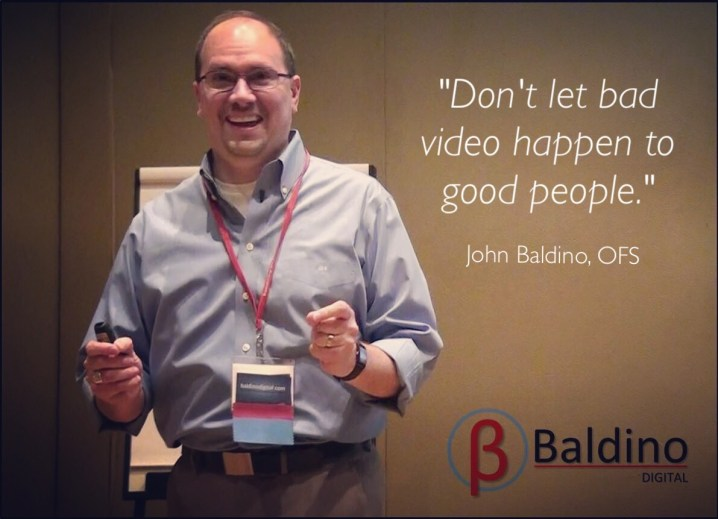 John baldino speaking