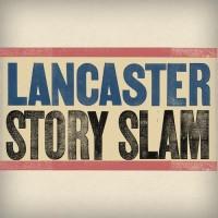 Lancaster Story slam logo