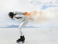 Photo couverture ski insolite