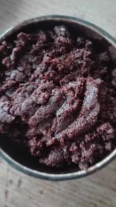 pâte à tartiner cacao noix santé