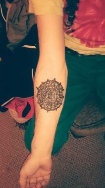 david henna