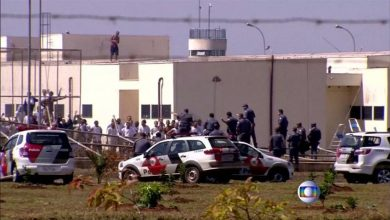 Jailbreaks in Brazil Ahead of Coronavirus lockdown
