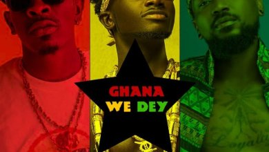 Kuami Eugene Ft. Shatta Wale x Samini - Ghana We Dey