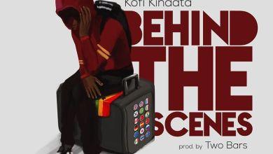 Kofi Kinaata - Behind The Scenes