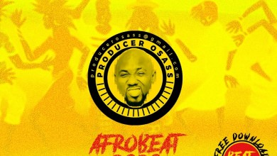 AfroBeat 2020 Instrumental