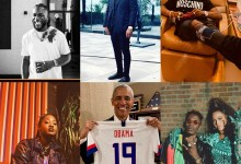 Shatta Wale Wizkid Davido Burna Boy Tems Make Barack Obama's 2020 Summer Playlist