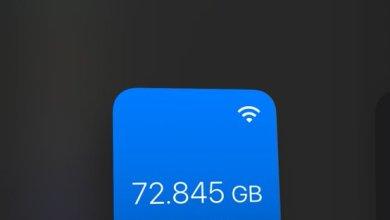 WifiMan adds iOS 14 widgets