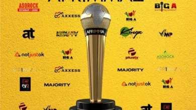 AFRIMMA 2020 winners