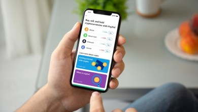buy sell and hold cryptocurrency with paypal