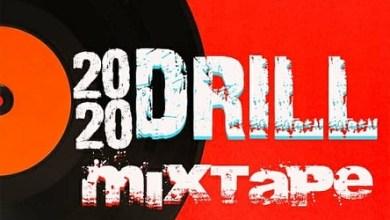 2020 Drill Mixtape Hosted by DJ Sticker