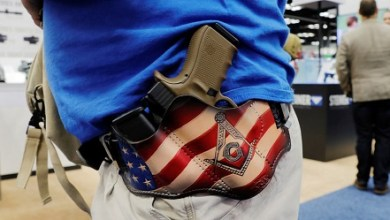 There is NO RIGHT To Carry Arms in Public