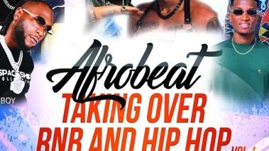 Vdj Niiyo Afrobeats Taking Over RNB And Hip Hop