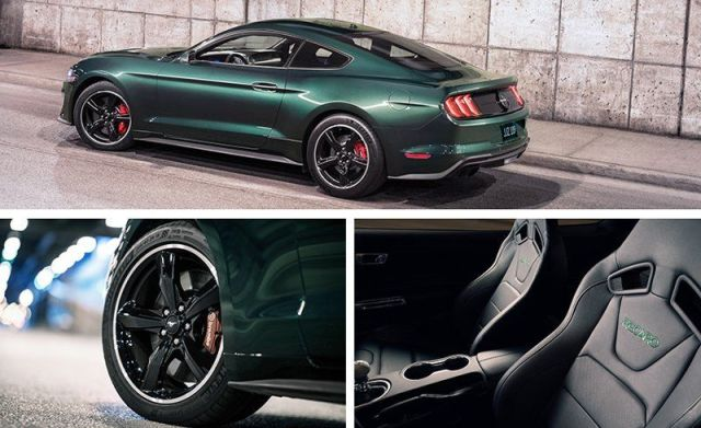 Image result for ford mustang bullitt 2019