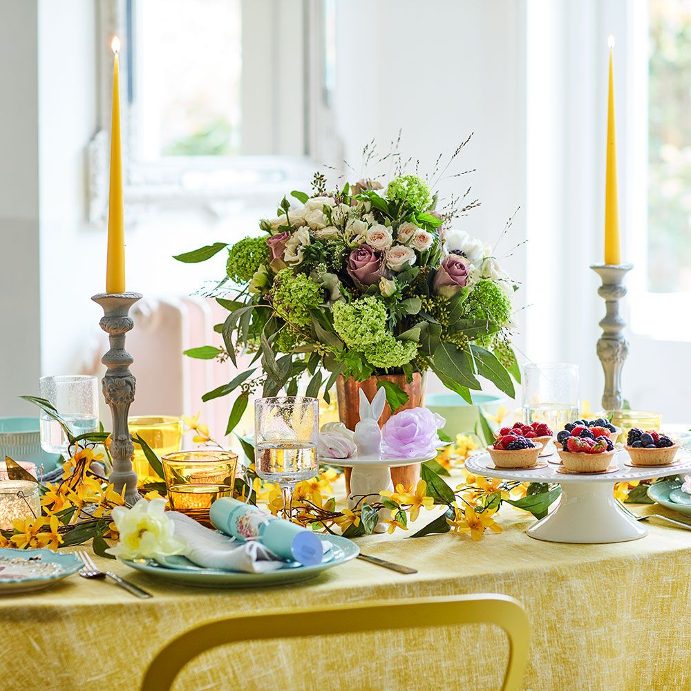 23 Gorgeous Ideas For Easter Flower Arrangements Easter