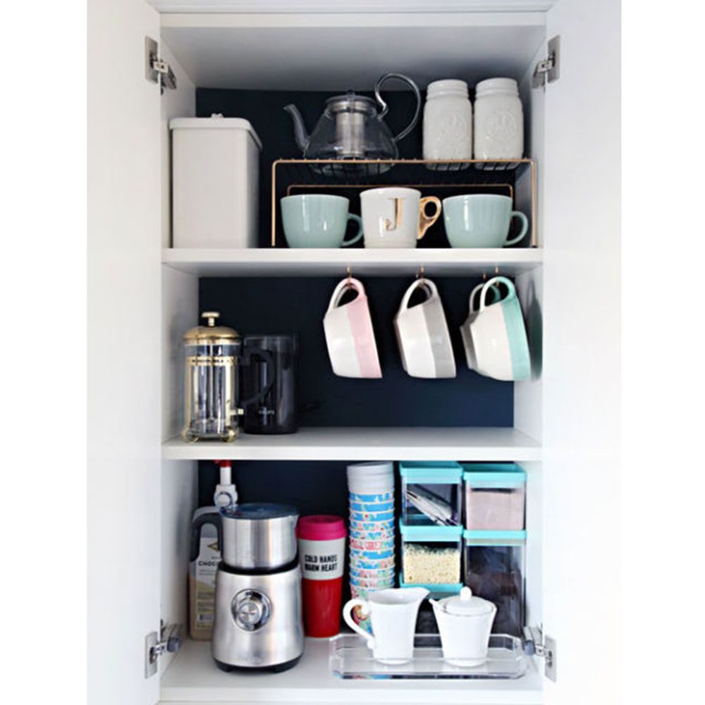 10 pretty ways to store your mugs