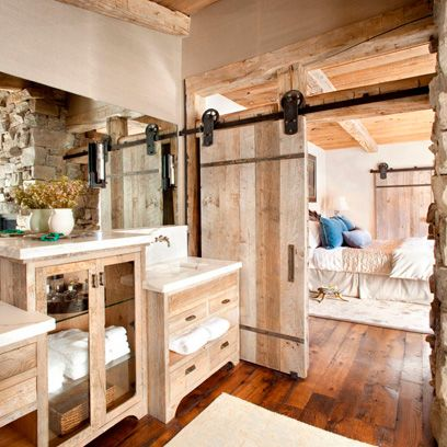 New Rustic Bedrooms Bedroom Decorating Ideas