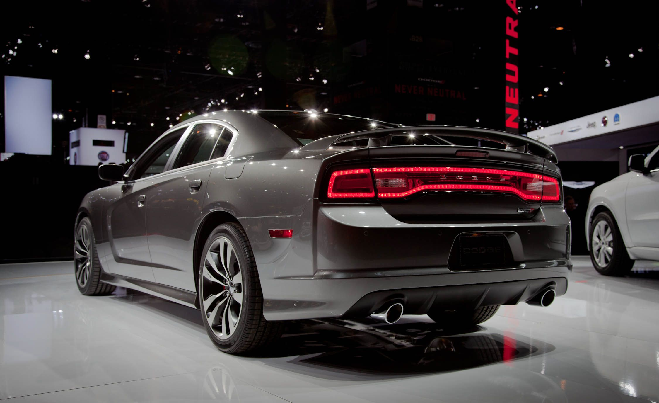 2012 Dodge Charger SRT8 Photos And Info Dodge Charger