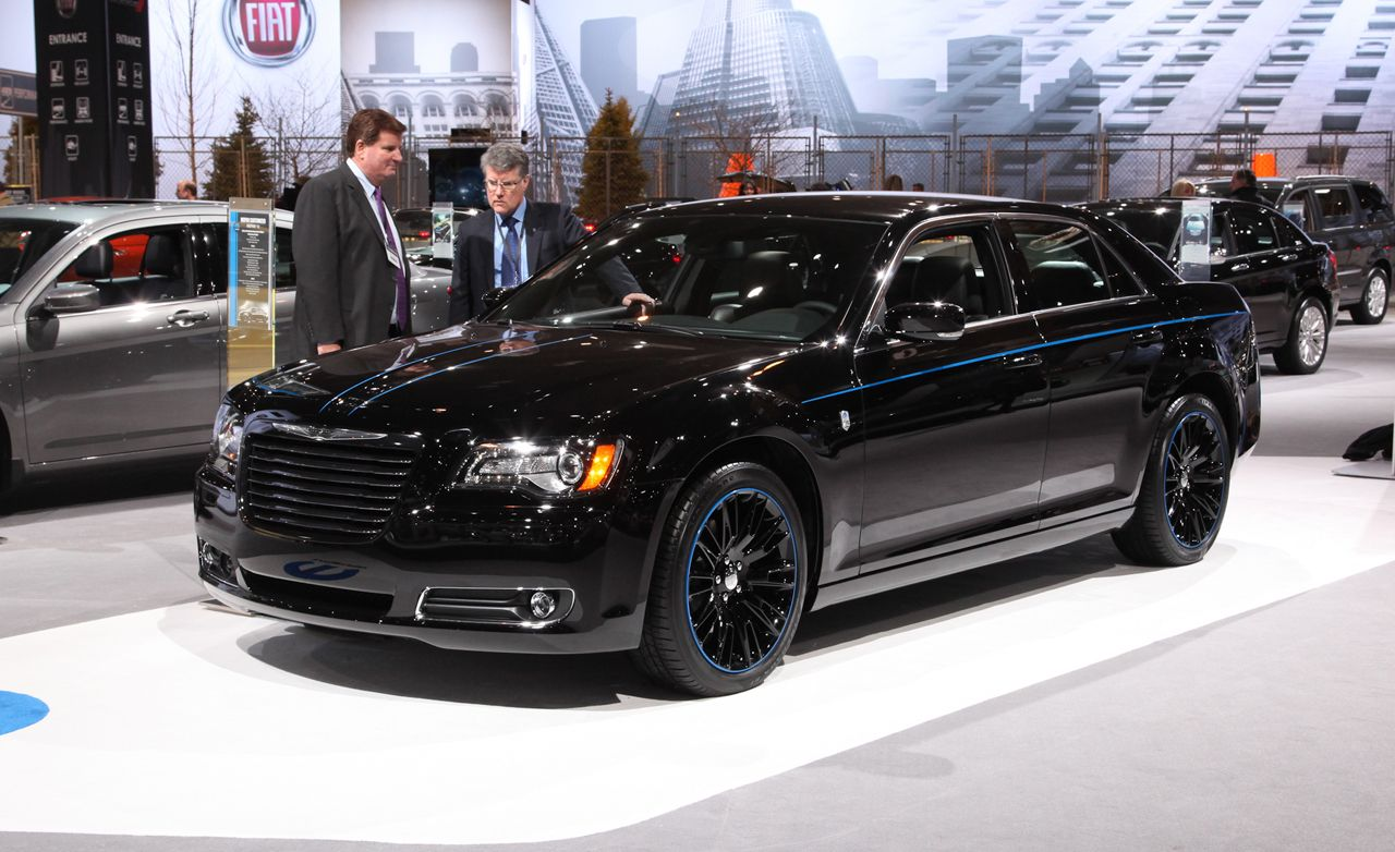 2012 Dodge Charger Mopar Edition