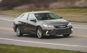 2015 Toyota Camry XLE Test   Review   Car and Driver