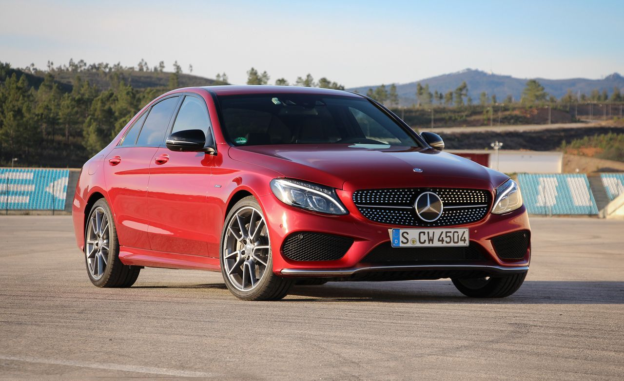 2016 Mercedes Benz C450 AMG 4MATIC First Drive Review