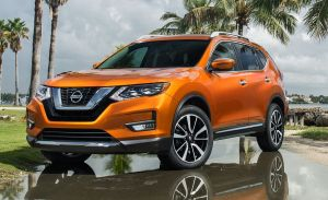 2017 Nissan Rogue  Rogue Hybrid Official Photos and Info