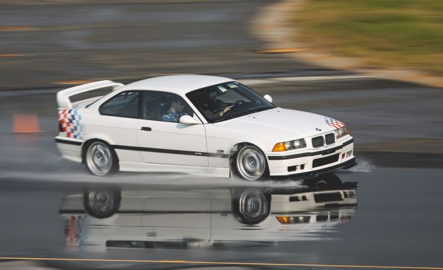 We Drive the Busted-Out BMW M3 Lightweight That Helped Develop Michelin Performance Tires