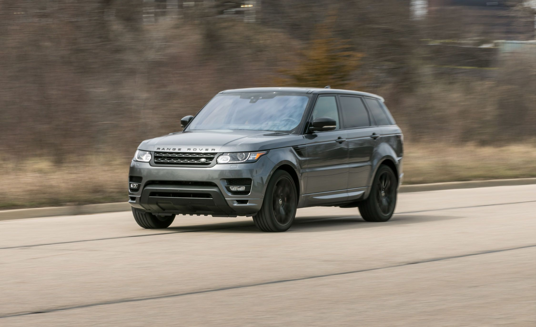 2017 Range Rover Sport Supercharged V 8 Test Review
