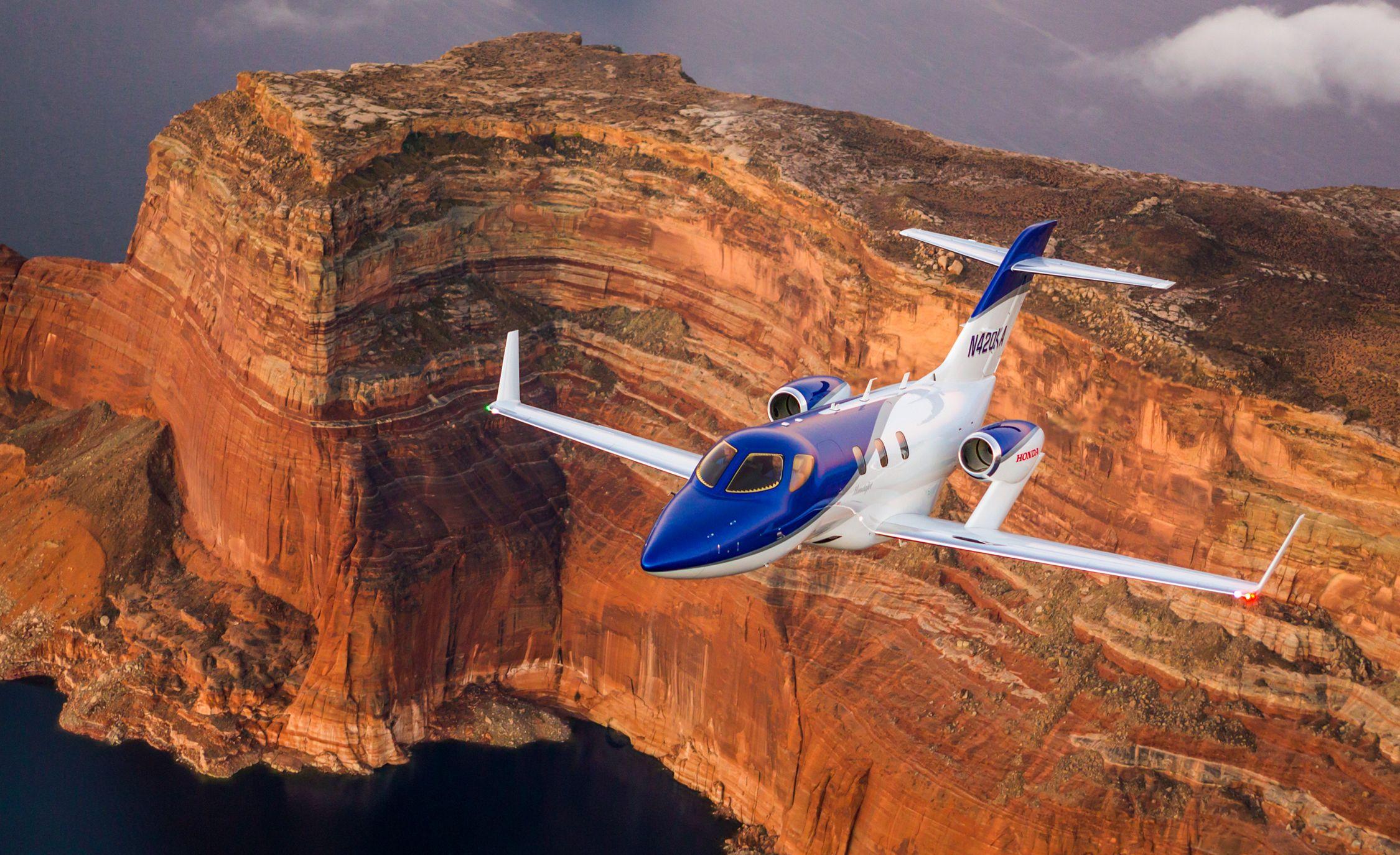 HondaJet HA 420 First Flight Review Car And Driver