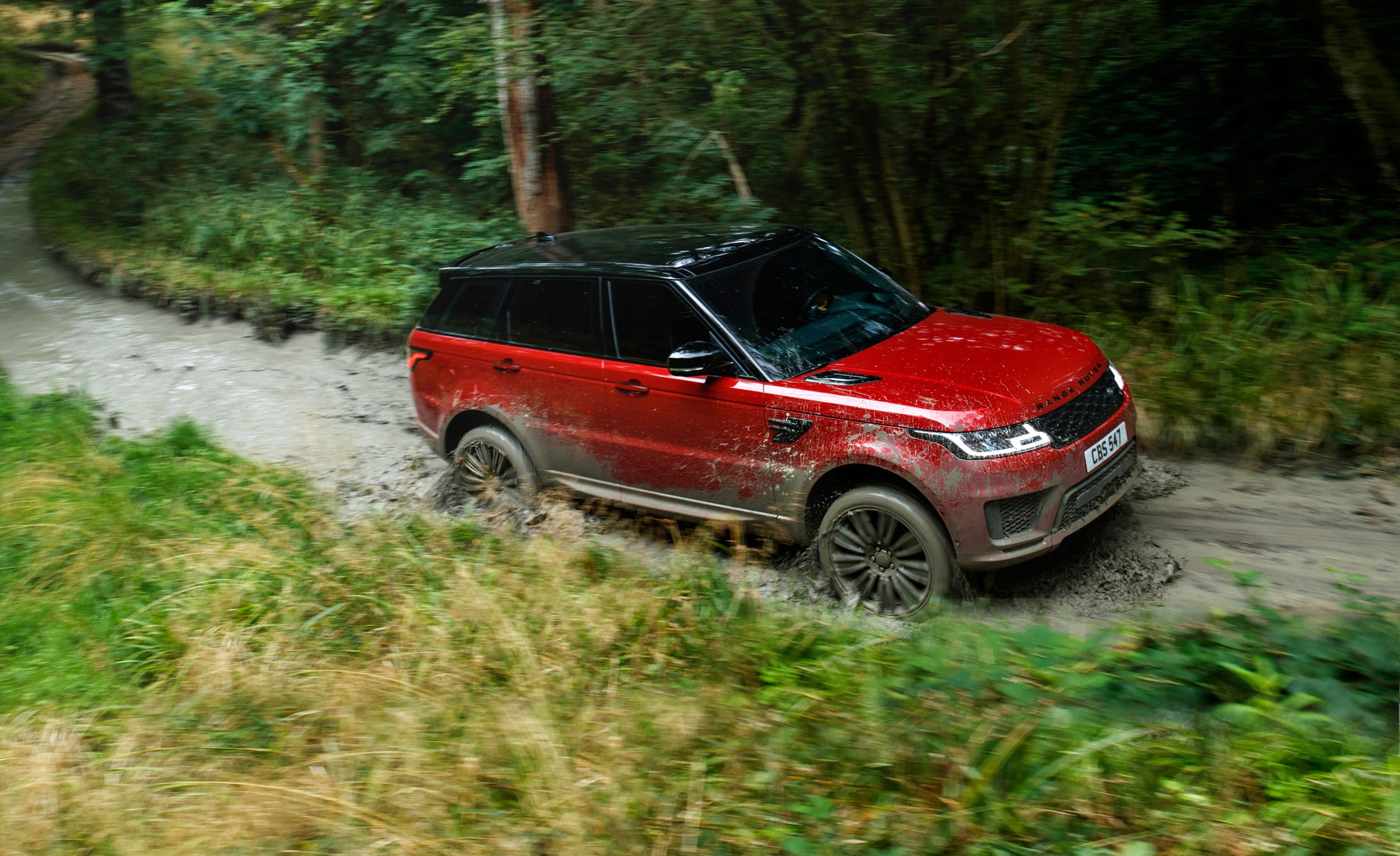 2018 Range Rover Sport s and Info News