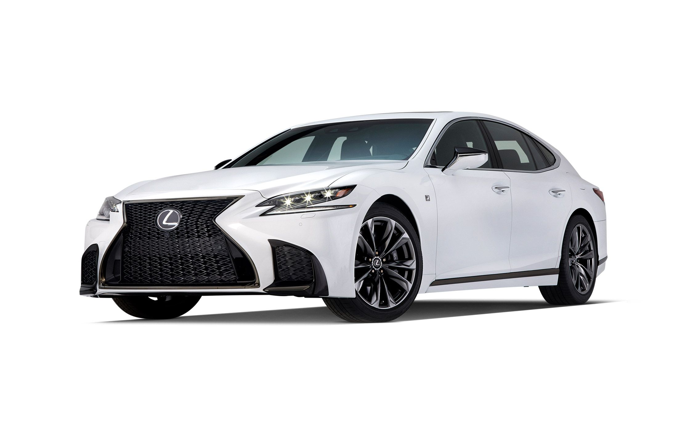 Lexus for 2018 What s New Feature