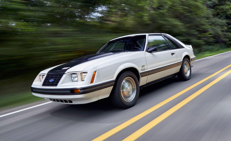1983 Ford Mustang GT: Driving an Original 10Best Cars Winner