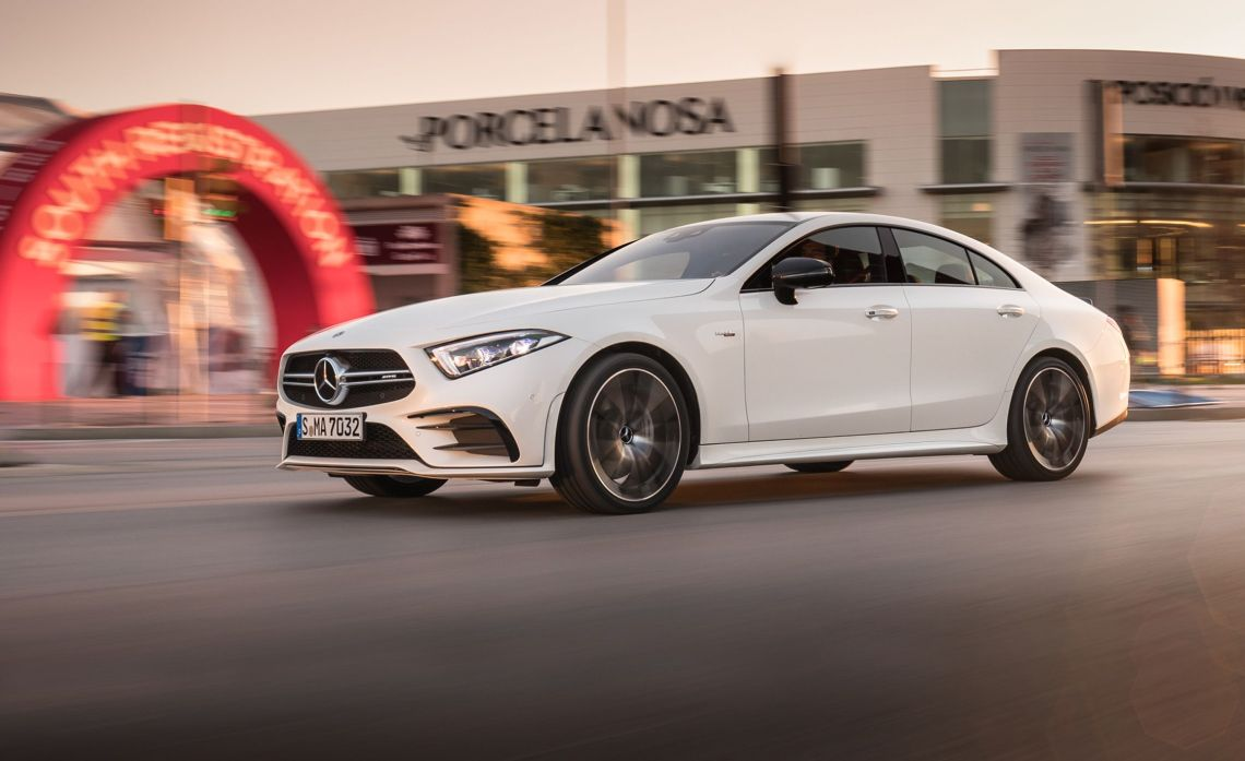 2019 mercedes-benz cls-class first drive   review   car and driver