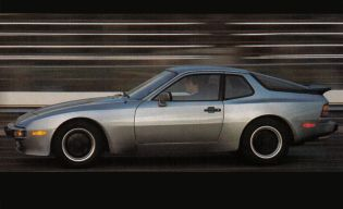Image result for porsche 944 1984