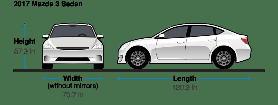 Mazda 3 Dimensions Car Reviews 2018