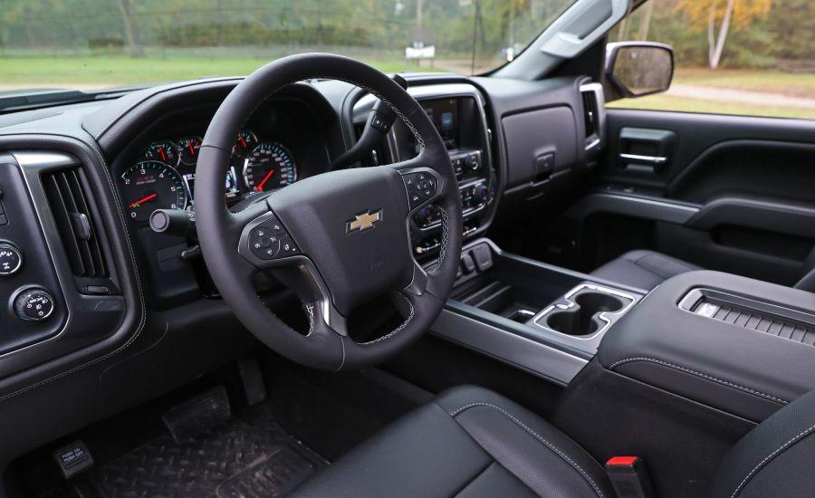2014 Chevy Silverado Ltz Interior 31823 Loadtve