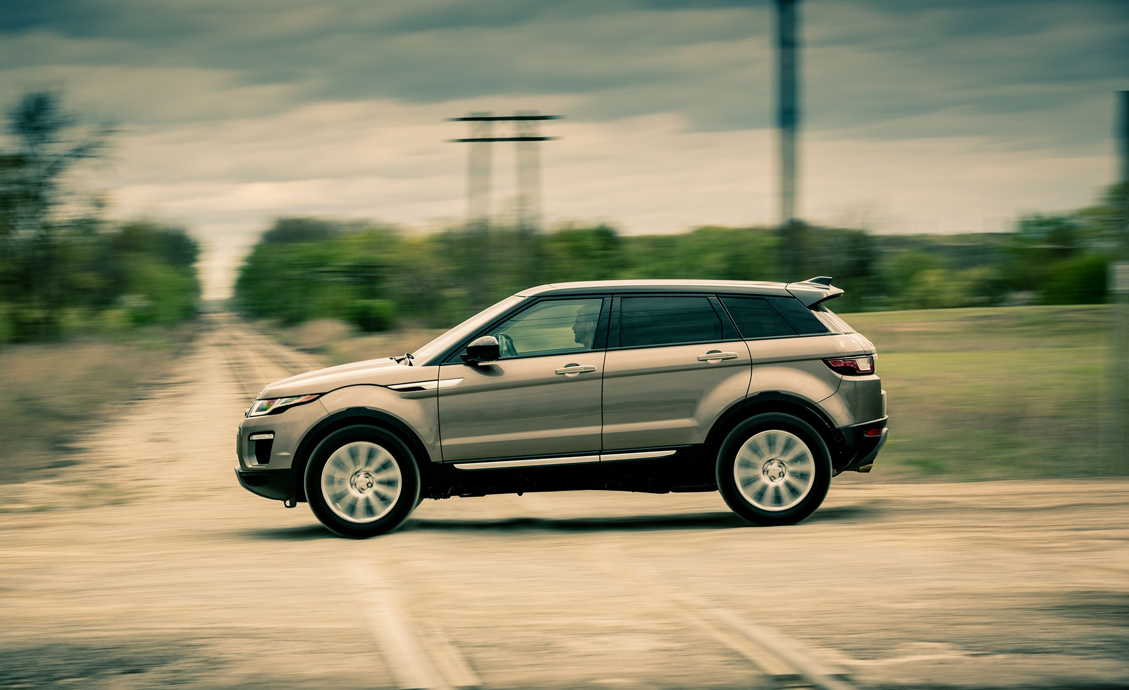2017 Land Rover Range Rover Evoque In Depth Model Review