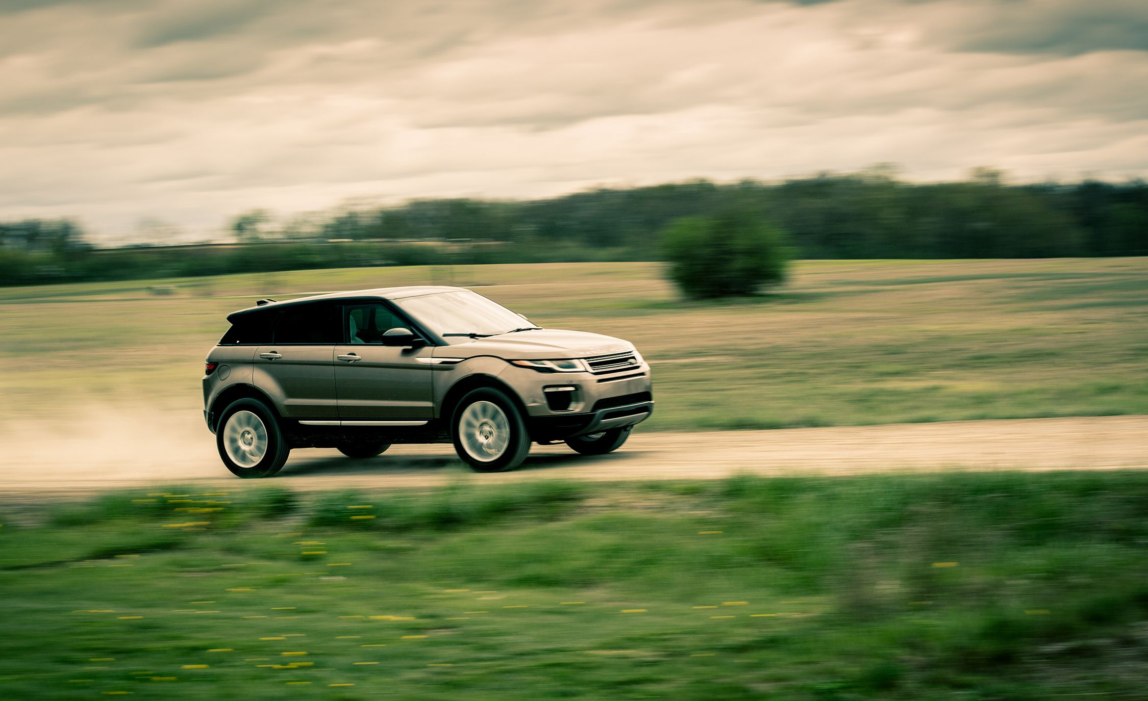 2017 Land Rover Range Rover Evoque In Depth Model Review