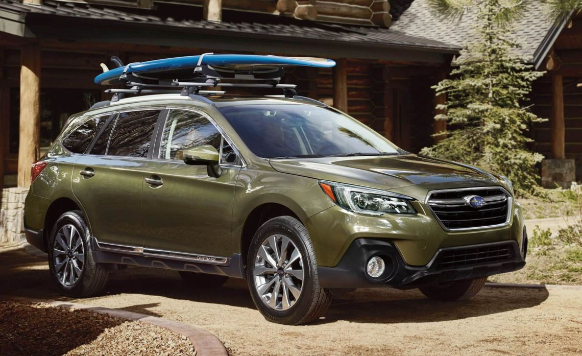 2018 subaru outback | in-depth model review | car and driver
