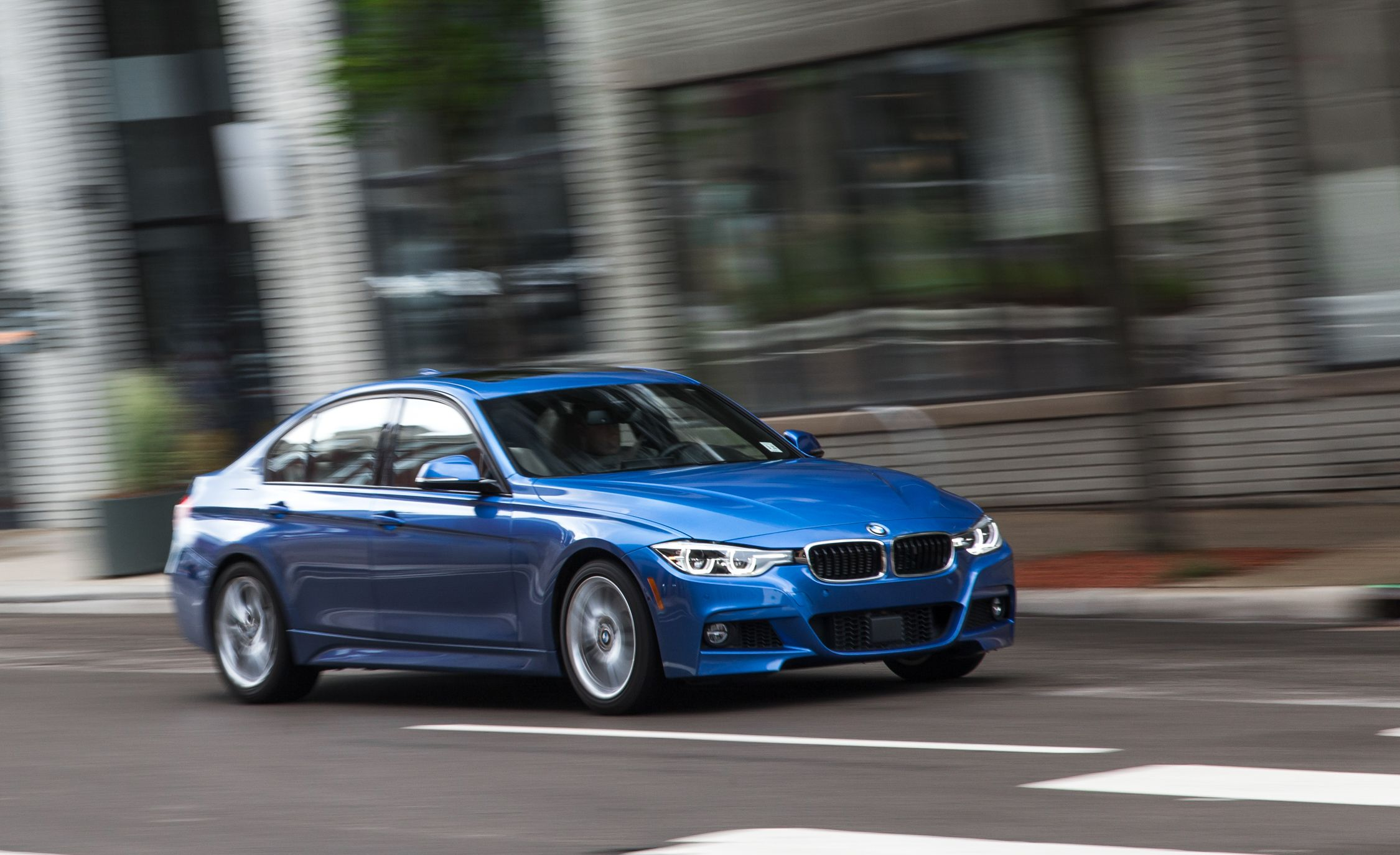 2016 BMW 330e iPerformance Tested – Review – Car and Driver