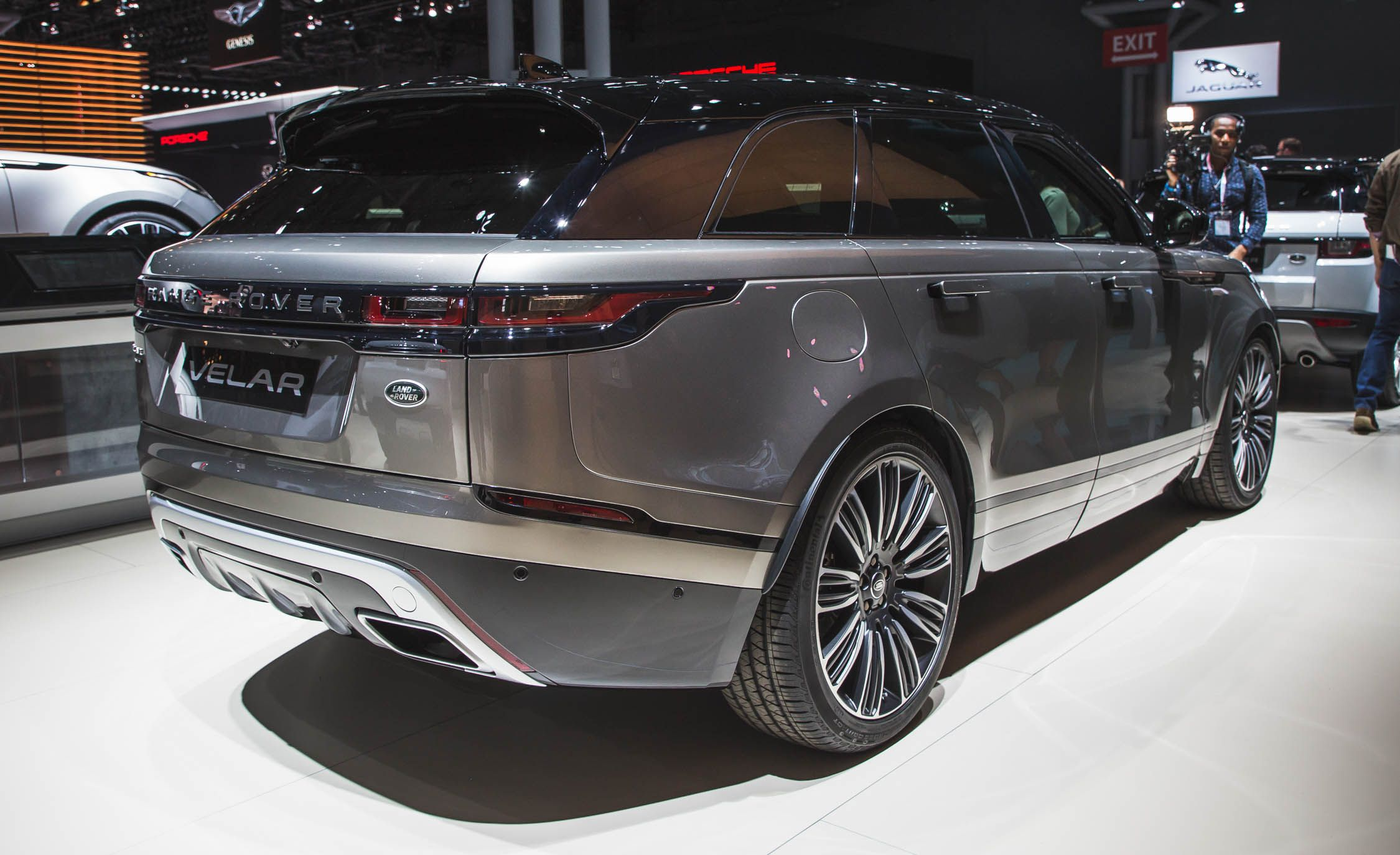 2018 Land Rover Range Rover Velar Gallery